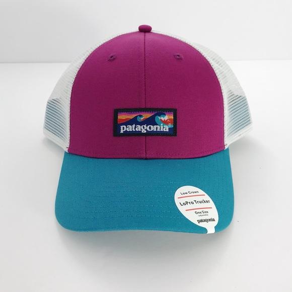 6cdd66f3ba4d4 Patagonia LoPro Trucker Hat